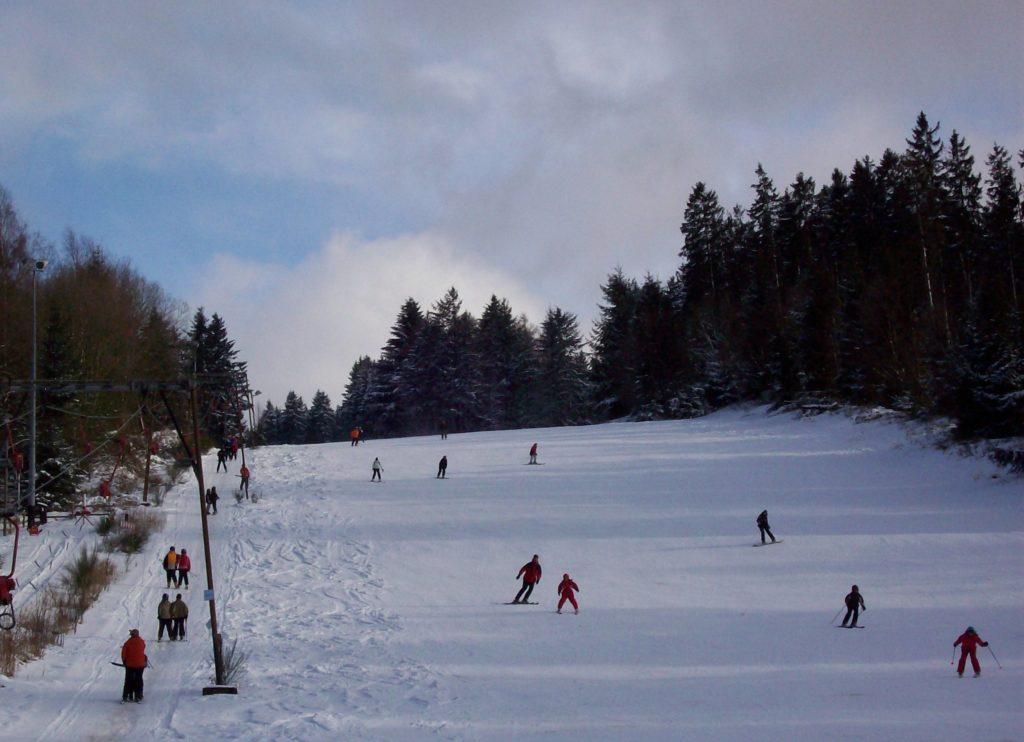 Ferienwohnung Am Biggesee Wintersport